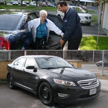 Our Services: Sedans